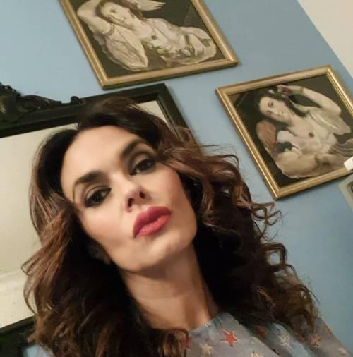 """Maria Grazia Cucinotta sta meglio: """"È una delle tante vittime di questa influenza"""""""