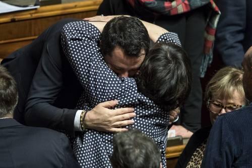 Caso Gregoretti, Salvini parla al Senato 5