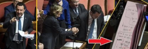 Il Senato manda a processo Matteo Salvini