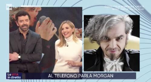 """Sanremo, è ancora scontro tra Morgan e Soave. Il manager: """"Mi sei costato 26mila euro"""""""