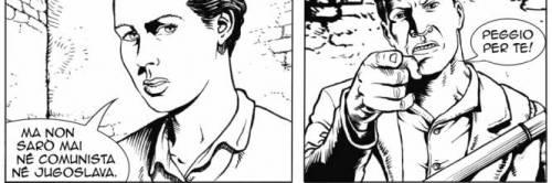 """Lo storico della Resistenza sul fumetto per Norma Cossetto: """"Narrativa neofascista"""""""