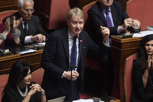 """Altolà azzurro in Senato: """"Pericoloso precedente. Scritta una pagina buia"""""""