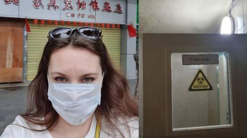 Russia, fuga dalla quarantena. Due donne via dall'ospedale