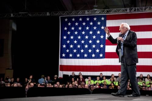 Sfida Sanders-Buttigieg Biden con le ossa rotte. L'incognita è Bloomberg