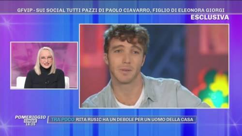"""Eleonora Giorgi: """"Clizia ha bisogno di un uomo diverso da Paolo"""""""