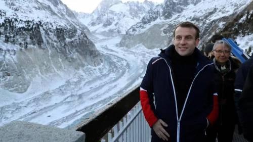 Macron ad alta quota (ma non vuole gli italiani)