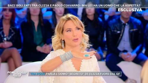 """Barbara d'Urso: """"Conosco l'uomo che frequentava Clizia, è sotto choc"""""""