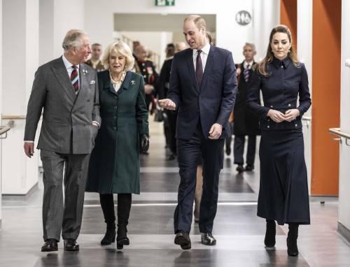 Royal Family, le foto dei membri senior 2