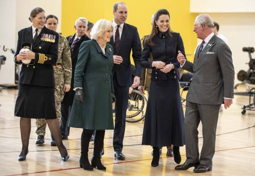 Royal Family, le foto dei membri senior 4