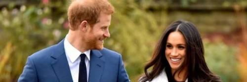 "Harry e Meghan, addio a ""SussexRoyal"""