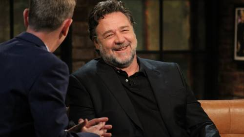 Russell Crowe a dieta come Adele