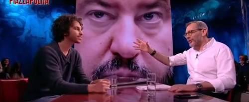 """Il rabbioso ritorno delle sardine: """"Salvini? Sciacallo"""""""