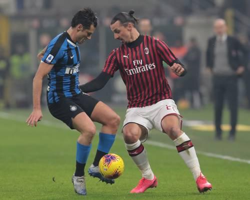 """Inter, Candreva svela: """"Ecco cosa ci ha detto Conte nell'intervallo del derby"""""""