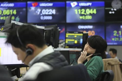 Le Borse europee sprofondano: peggiore seduta della storia