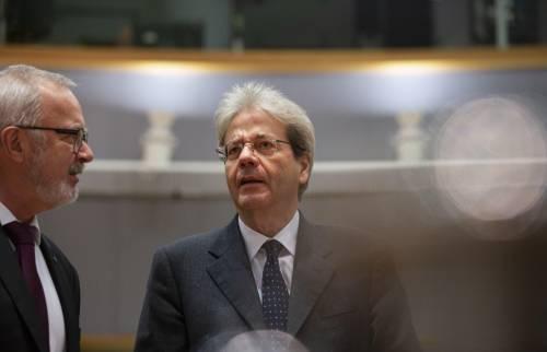 """Coronavirus, Gentiloni sull'Italia: """"Flessibilità Ue? Prevista nelle regole"""""""