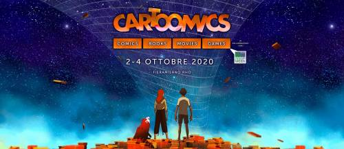 Cartoomics cambia data: si terrà dal 2 al 4 ottobre in Fiera Milano