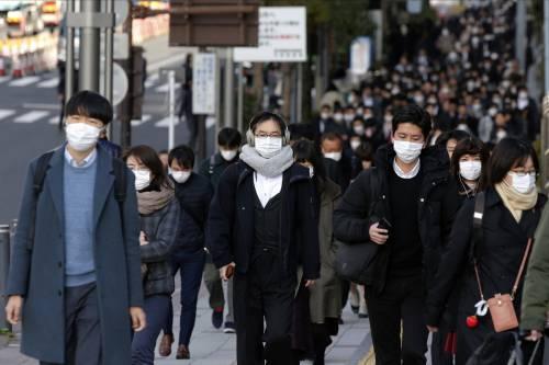 """Donna di 40 anni si ammala per due volte In Giappone il primo episodio di """"recidiva"""""""