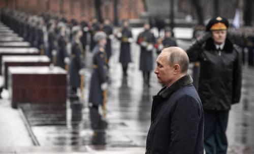 """Putin rivela: """"C'era un piano per sostituirmi con una controfigura"""""""