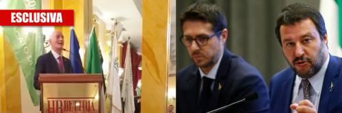 """Gabrielli choc contro Salvini: """"Usa sfintere di un altro"""". Poi si scusa: """"Amareggiato"""""""