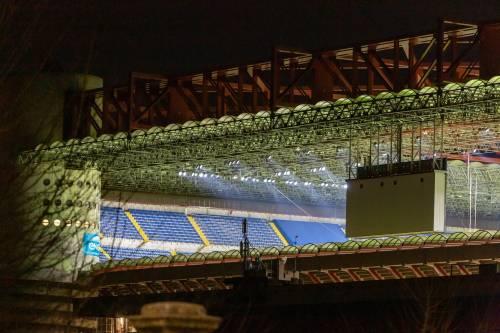Europa League, l'Inter batte 2-1 il Ludogorets nel deserto del Meazza