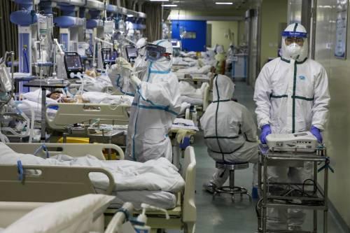 """Coronavirus, infetto scappa dall'ospedale: """"Ormai mi sento bene"""""""