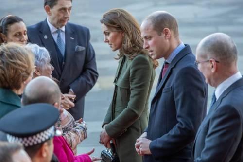 """""""Kate Middleton teme di essere messa da parte"""". Dubbi sul ritorno a Londra di Harry e Meghan"""