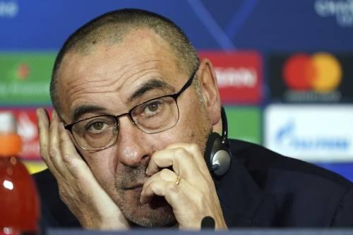 Sarri si gioca la panchina della Juventus: Inter e Lione decisive