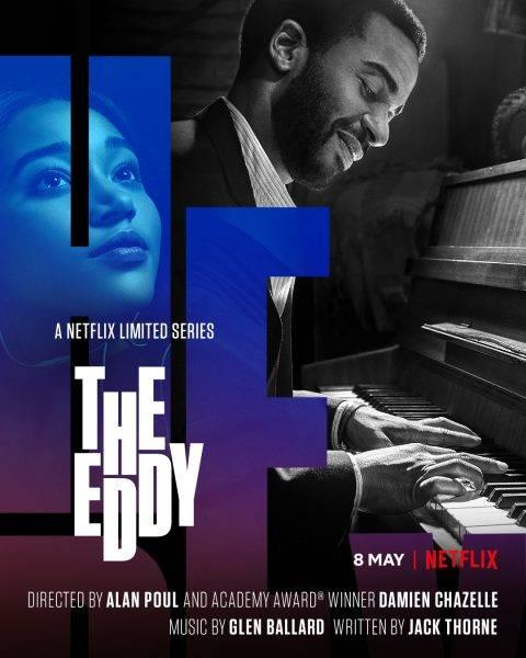 The Eddy, dopo La la land arriva la serie Netflix di Damien