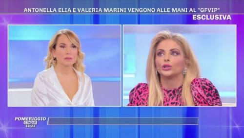 """Francesca Cipriani attacca Valeria Marini: """"Non è amica"""