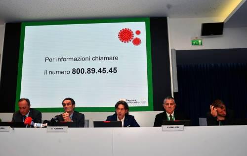 """La Lombardia al governo: """"Mantenere le misure restrittive"""""""