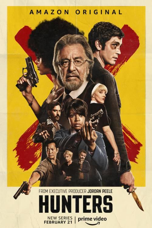 Hunters, com'è la serie tv con Al Pacino a caccia di nazisti