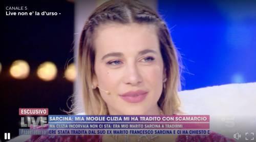 Clizia Incorvaia spiega la sua frase su Buscetta