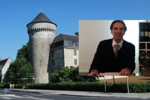 Coronavirus, professore italiano respinto da una biblioteca francese
