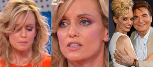 """Justine Mattera sui funerali di Paolo Limiti: """"Sembrava una farsa"""""""