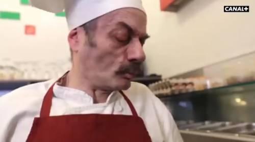 Pizza al coronavirus, Canal+ rimuove il video e si scusa