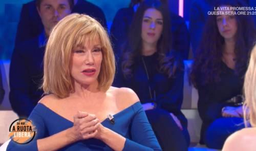 """Nancy Brilli: """"Ho dato un calcio a Ivano Fossati e gli ho rotto una gamba"""""""