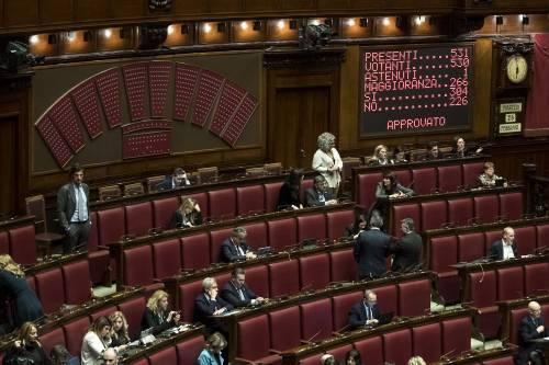"""Il governo """"fugge"""" dal dibattito: fiducia sul Cura Italia tra le proteste"""