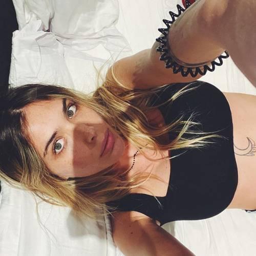 "Viktorija Mihajlovic glissa sul flirt con Petagna: ""Per ora siamo amici"""