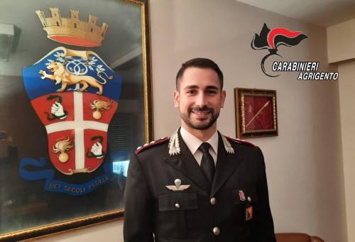 Rischia di soffocare con un boccone: salvato da un capitano dei carabinieri
