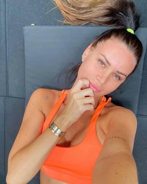 Natalie Weber incanta su Instagram 4