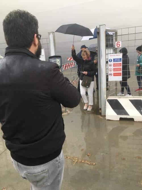 Messina, sbarcano i passeggeri dalle navi da crociera