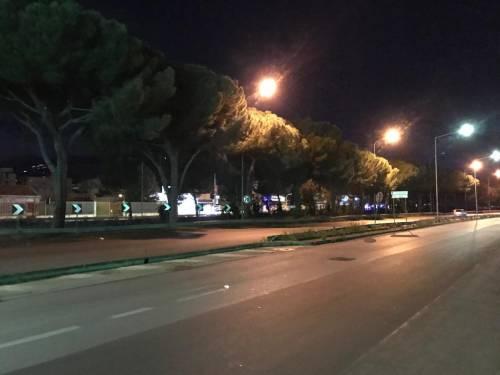 Protesta al carcere Pagliarelli, chiusa la Circonvallazione di Palermo  5