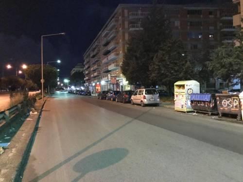 Protesta al carcere Pagliarelli, chiusa la Circonvallazione di Palermo  8