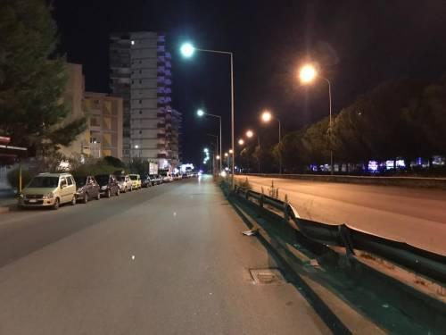 Protesta al carcere Pagliarelli, chiusa la Circonvallazione di Palermo  9