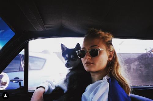 Sophie Turner, le foto su Instagram 9