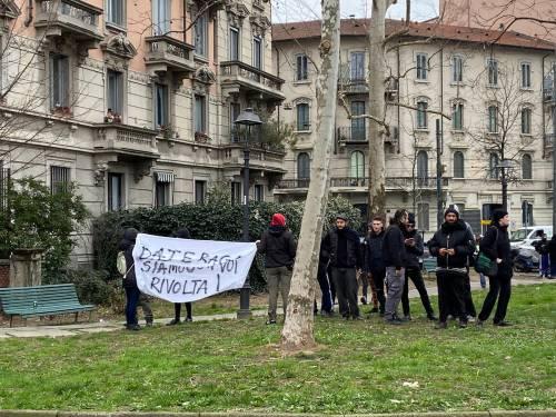 San Vittore, i detenuti in rivolta 16