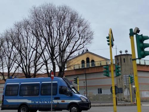 San Vittore, i detenuti in rivolta 20