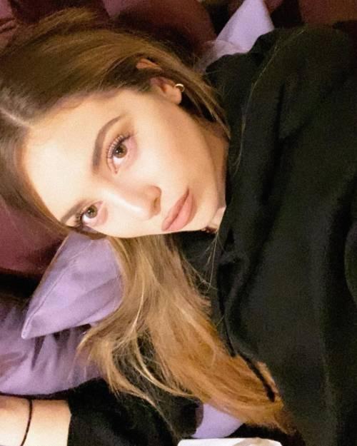 Ana Mena sensuale su Instagram 2