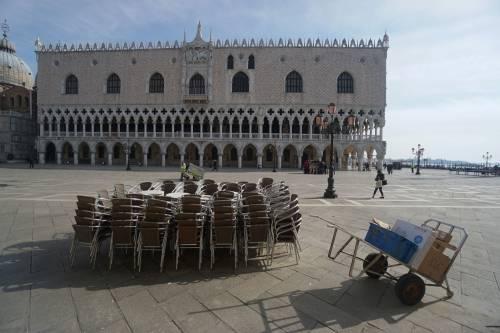 Venezia isolata, dopo le indicazioni contro il coronavirus 2