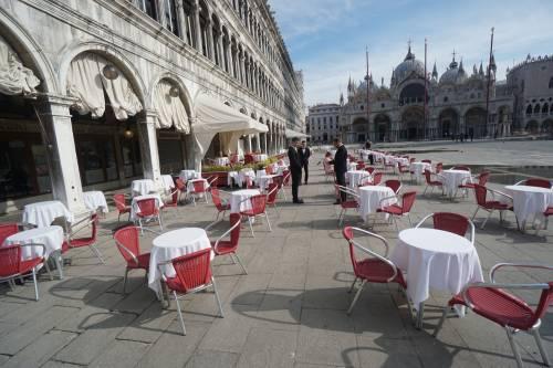 Venezia isolata, dopo le indicazioni contro il coronavirus 5